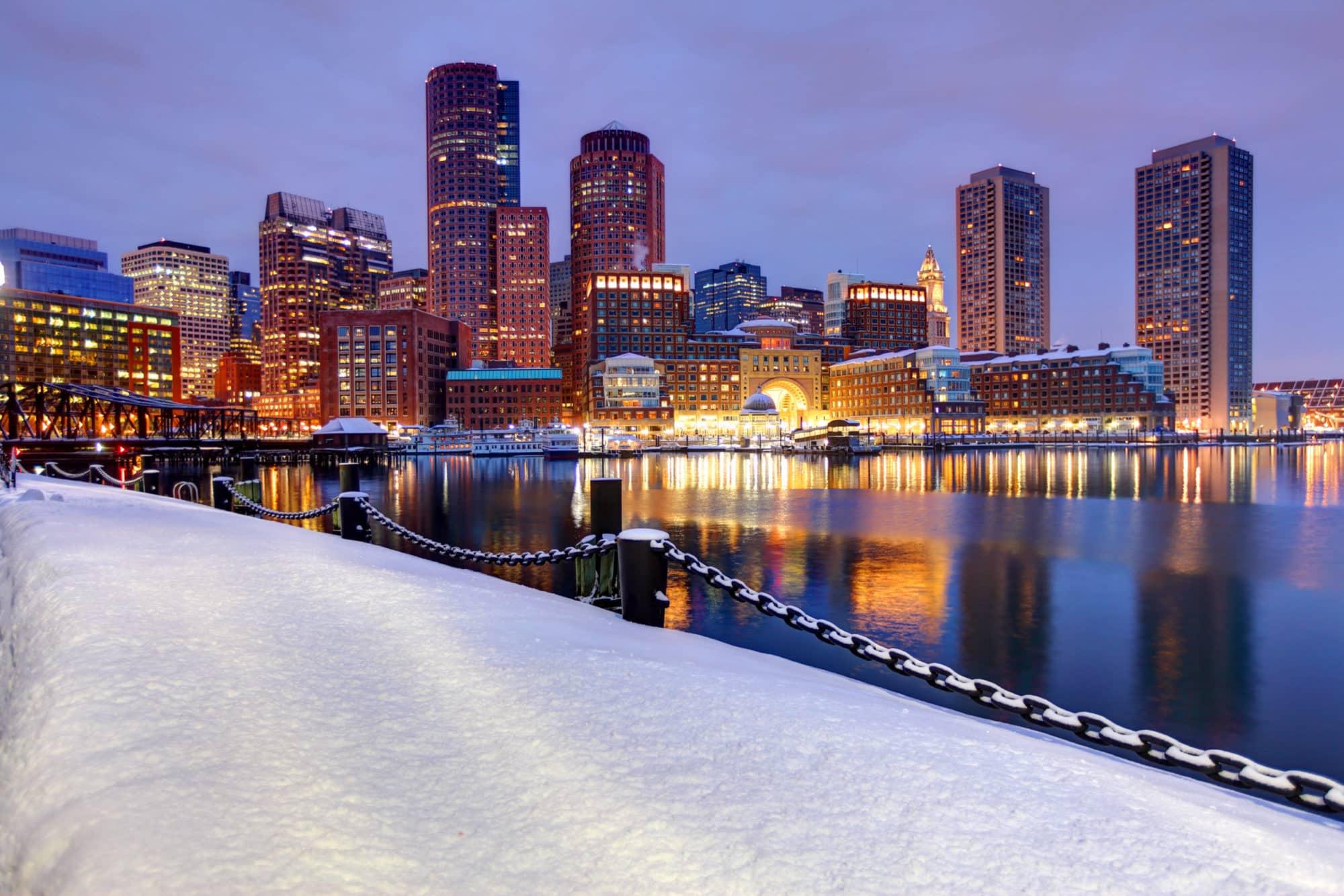 snow-along-bank-overlooking-boston