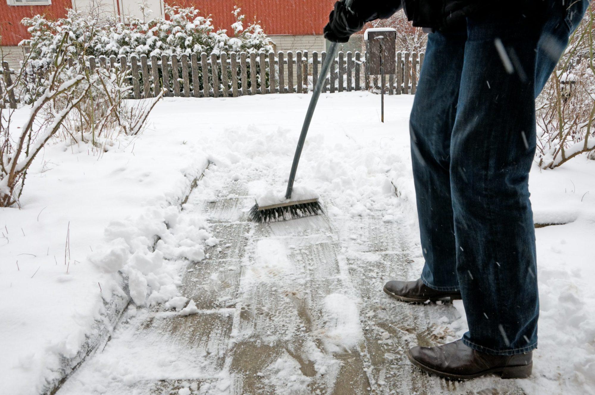 man-removing-snow