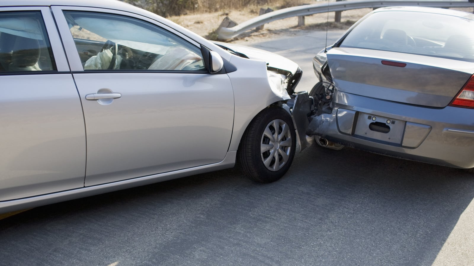 Car Accident - Rear End Accident
