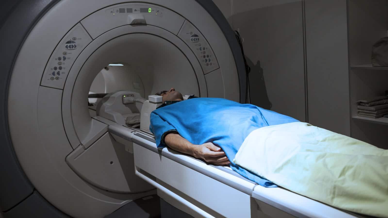MRI Stock Photo